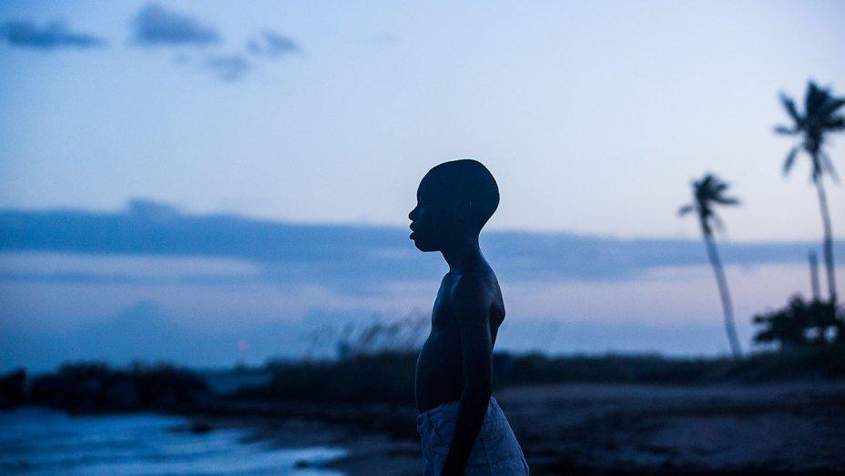 Alex Hibbert in Moonlight