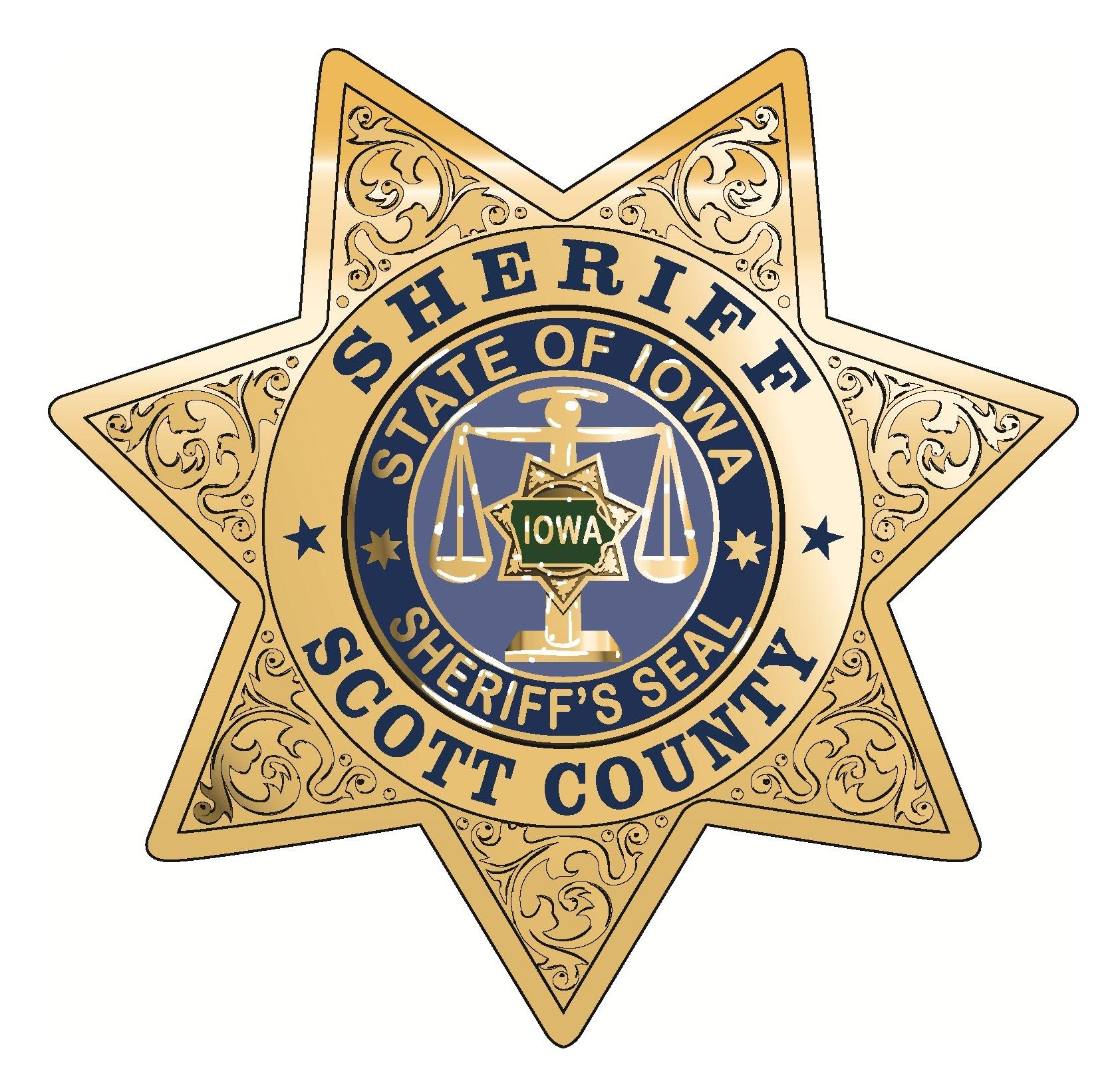 Thank You, Scott County Iowa Sheriff Tim Lane