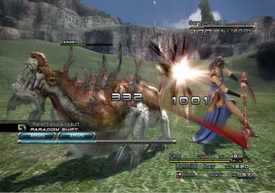 'Final Fantasy XIII'