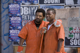 Ice Cube and Tracy Morgan in First Sunday
