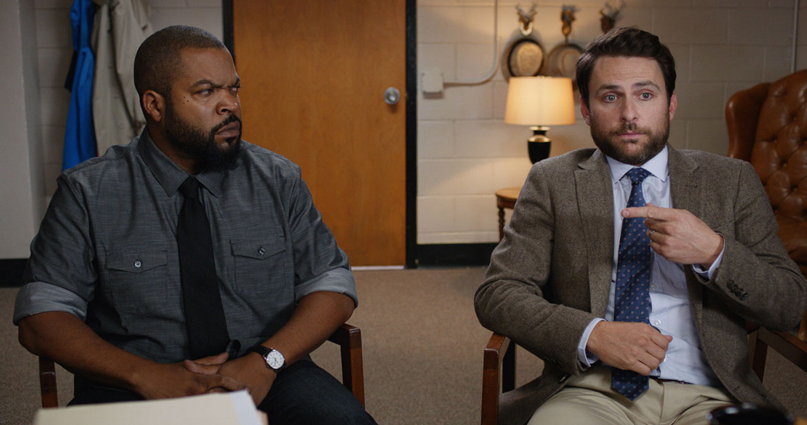 Ice Cube and Charlie Day in Fist Fight