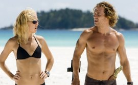 Kate Hudson and Matthew McConaughey in Fool's Gold