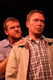 Eddie Staver III and Mike Schulz in Fool for Love