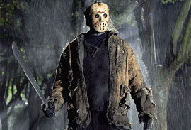 Derek Mears in Friday the 13th