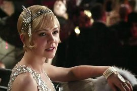 Carey Mulligan in The Great Satsby