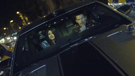 Selena Gomez and Ethan Hawke in Getaway