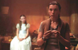 Julianna Margulies in Ghost Ship