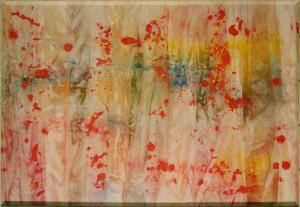 Sam Gilliam - 'Red April'