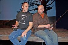 Jim & Patrick Adamson in
