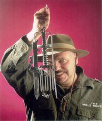 Mole Hunter Jeff Holper