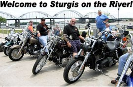 Sturgis on the River