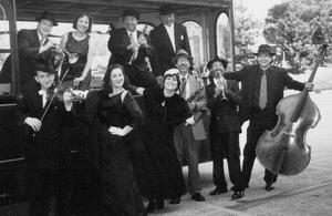 The Maxwell Street Klezmer Band