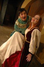 Nicholas Waldbusser & Sarah Hammond in The Ugly Duckling
