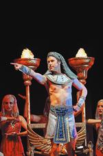 """Adam Ryan Tackett as Andrey Lloyd Webber's """"Joseph"""""""