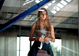 Leelee Sobieski in The Glass House