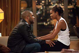 Tyler Perry and Gabrielle Union in Tyler Perry's Good Deeds