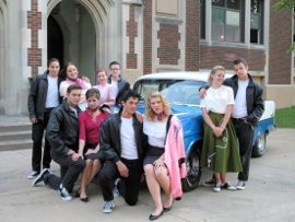 Grease ensemble members
