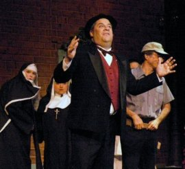 Bruce Carmen in The Producers