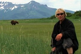 Timothy Treadwell in Grizzly Man