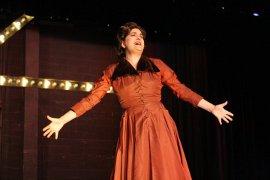 Christina Myatt in Gypsy