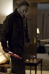 Tyler Mane in Halloween