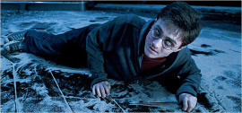 Daniel Radcliffe in Harry Potter & the Order of the Phoenix