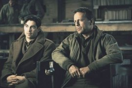 Colin Farrell and Bruce Willis in Hart's War