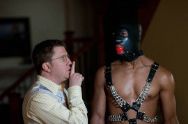 Nick Swardson and Marlon Wayans in A Haunted House