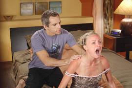 Ben Stiller and Malin Akerman in The Heartbreak Kid