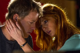 Greg Kinnear and Kelly Reilly in Heaven Is for Real