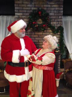 James Fairchild and Bonner Church in Holly Jolly Christmas