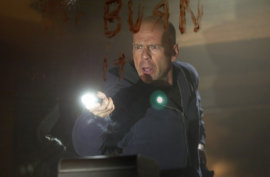 Bruce Willis in Hostage