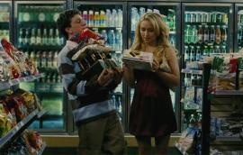 Paul Rust and Hayden Panettiere in I Love You, Beth Cooper
