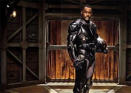 Idris Elba in Pacific Rim