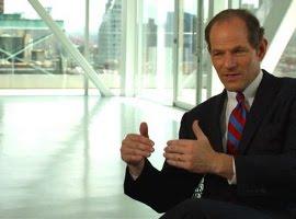 Elliot Spitzer in Inside Job