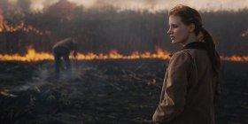 Jessica Chastain in Interstellar