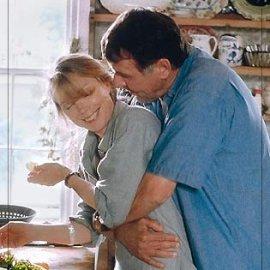 Sissy Spacek and Tom Wilkinson in In the Bedroom