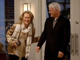 Meryl Streep and Steve Martin in It's Complicated