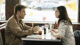 Ben Affleck and Liv Tyler in Jersey Girl