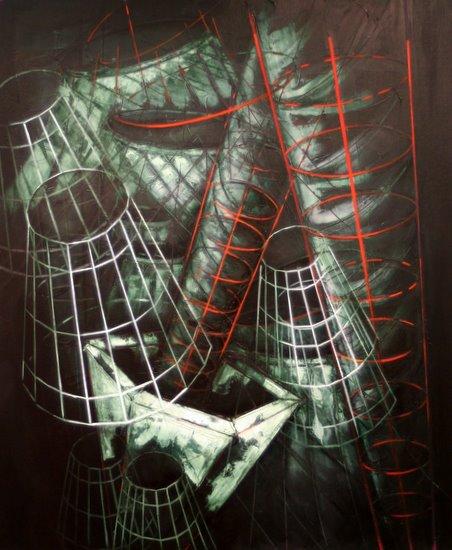 Jessica Gondek, 'Sagrada Familia I'