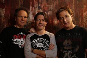 That Metal Show's Eddie Trunk, Don Jamieson, and Jim Florentine
