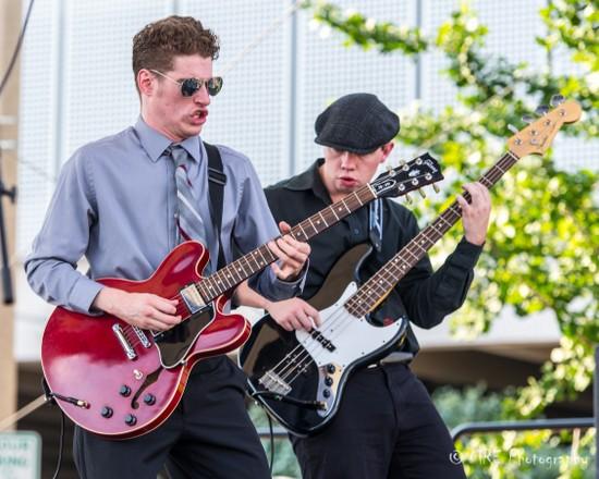 Jimmy Nick & Don't Tell Mama. Photo by Matt Erickson, MRE-Photography.com