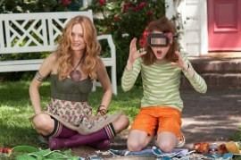 Heather Graham and Jordanna Beatty in Judy Moody and the Not Bummer Summer