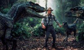 Sam Neill in Jurassic Park III