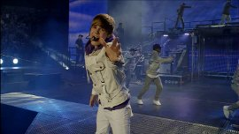 Justin Bieber in Justin Bieber: Never Say Never