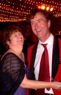 Cathy Bolkcom and John Kiley