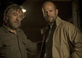 Robert De Niro and Jason Statham in Killer Elite