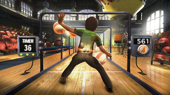 'Kinect Adventures'