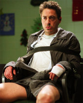 Robert Downey Jr. in Kiss Kiss Bang Bang