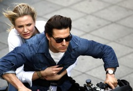 Cameron Diaz and Tom Cruise in Knight & Day